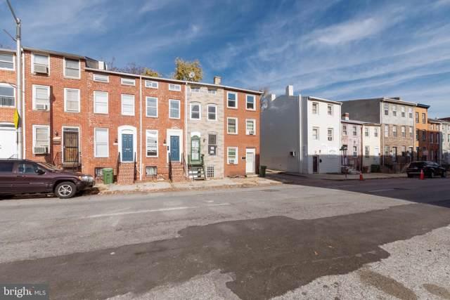 1128 W Pratt Street, BALTIMORE, MD 21223 (#MDBA492608) :: Blue Key Real Estate Sales Team