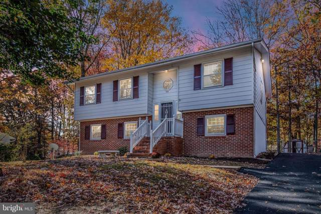 716 Sherwood Lane, FREDERICKSBURG, VA 22407 (#VASP217926) :: AJ Team Realty
