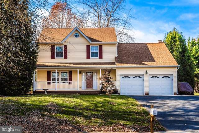 110 Copper Oaks Court, WOODSBORO, MD 21798 (#MDFR256942) :: Network Realty Group