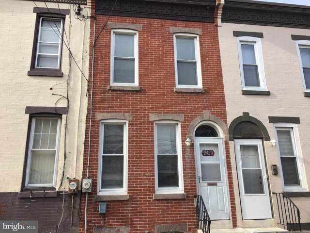 2420 N 4TH Street, PHILADELPHIA, PA 19133 (#PAPH852828) :: REMAX Horizons