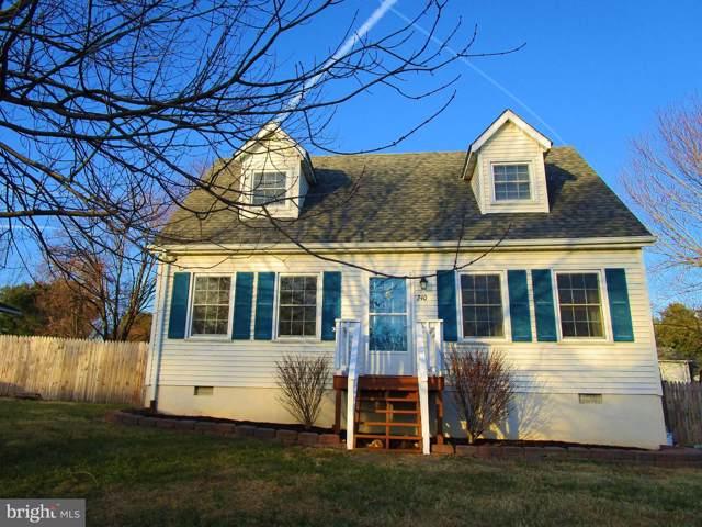 240 Queen Street, CULPEPER, VA 22701 (#VACU140154) :: The Licata Group/Keller Williams Realty