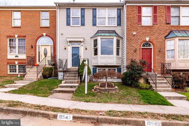 15543 Travailer Court, WOODBRIDGE, VA 22193 (#VAPW483302) :: Revol Real Estate