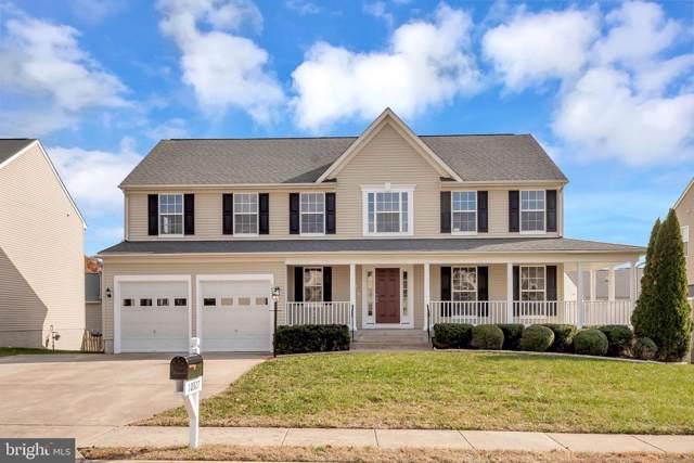 10327 Lees Crossing Lane, FREDERICKSBURG, VA 22408 (#VASP217934) :: Dart Homes