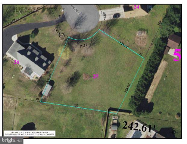 Lot 25 Micynde Lane, HARRINGTON, DE 19952 (#DEKT234250) :: RE/MAX Coast and Country