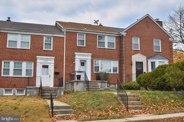 1532 Fernley Road, BALTIMORE, MD 21218 (#MDBA492694) :: The Miller Team