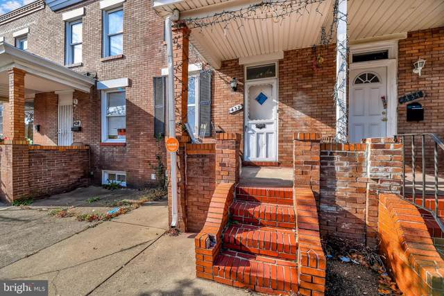 432 N Bouldin Street, BALTIMORE, MD 21224 (#MDBA492704) :: Radiant Home Group