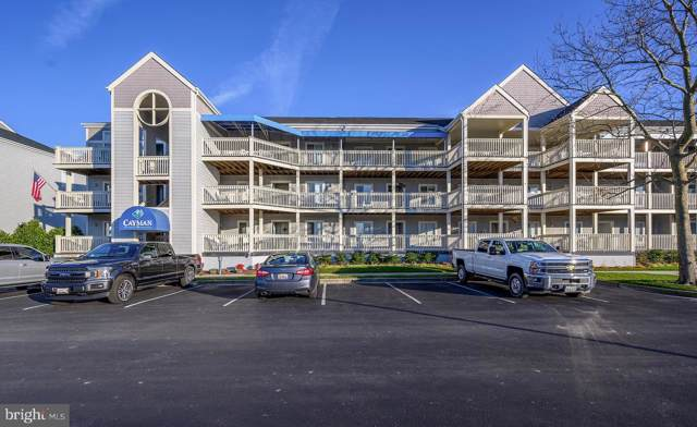 205 125TH Street 215C, OCEAN CITY, MD 21842 (#MDWO110614) :: CoastLine Realty
