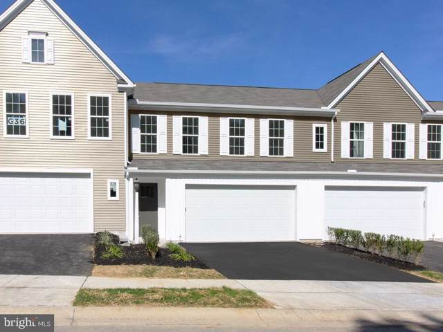 2206 Red Fox Drive, HUMMELSTOWN, PA 17036 (#PADA117044) :: John Smith Real Estate Group