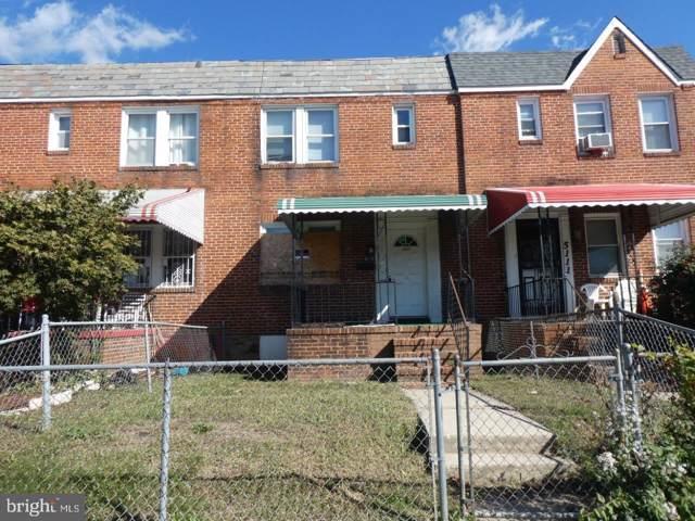 5113 Linden Heights Avenue, BALTIMORE, MD 21215 (#MDBA492710) :: Blue Key Real Estate Sales Team