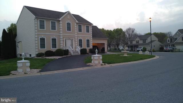 503 Waterside Circle, LEBANON, PA 17042 (#PALN109930) :: The Joy Daniels Real Estate Group