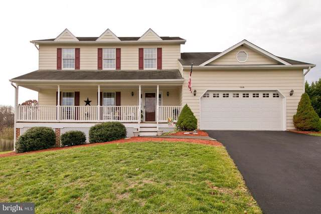 105 Asbury Court, WINCHESTER, VA 22602 (#VAFV154414) :: Bob Lucido Team of Keller Williams Integrity
