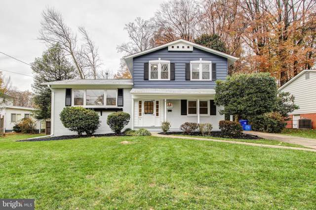 13802 Dowlais Drive, ROCKVILLE, MD 20853 (#MDMC688144) :: Coleman & Associates