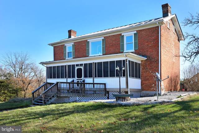 6519 Valley Pike, STEPHENS CITY, VA 22655 (#VAFV154416) :: Dart Homes