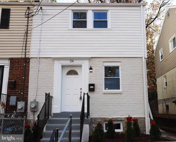 34 Elmira Street SW, WASHINGTON, DC 20032 (#DCDC451136) :: Radiant Home Group