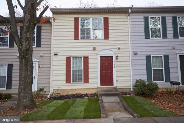 16109 Hayshire Court, GAITHERSBURG, MD 20878 (#MDMC688170) :: The Maryland Group of Long & Foster