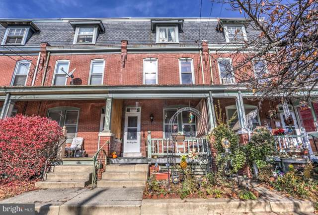 241 E Clay Street, LANCASTER, PA 17602 (#PALA144036) :: Younger Realty Group