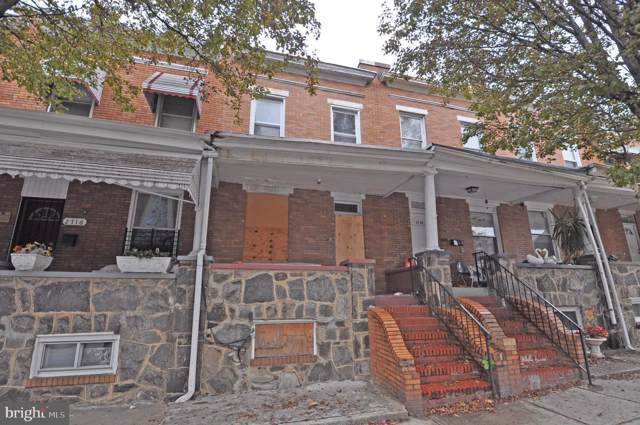 2718 E Chase Street, BALTIMORE, MD 21213 (#MDBA492792) :: Radiant Home Group
