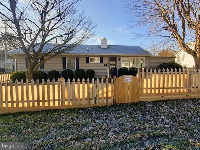 101 Willow Street, LURAY, VA 22835 (#VAPA104904) :: Dart Homes