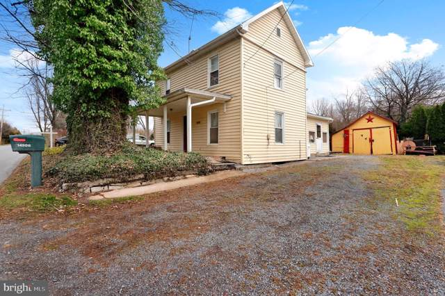 14906 Bottom Road, WILLIAMSPORT, MD 21795 (#MDWA169324) :: John Smith Real Estate Group