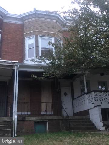 2941 Clifton Avenue, BALTIMORE, MD 21216 (#MDBA492802) :: Homes to Heart Group
