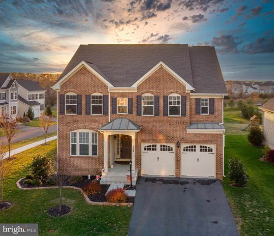 156 Blackford Drive, STEPHENSON, VA 22656 (#VAFV154426) :: Bob Lucido Team of Keller Williams Integrity