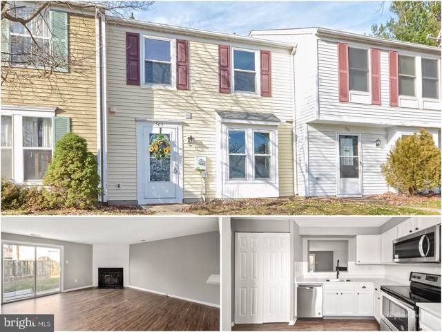 503 Riggs Court, FREDERICK, MD 21703 (#MDFR256998) :: The Vashist Group