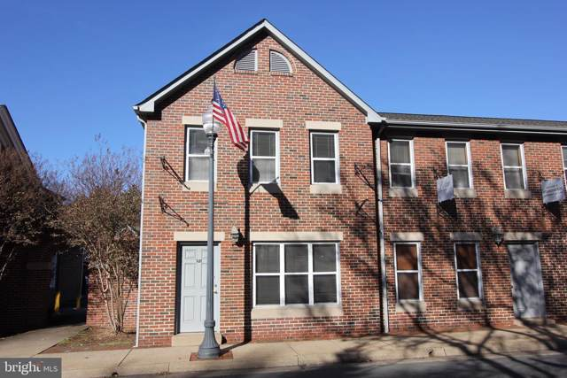 9100 Church Street #101, MANASSAS, VA 20110 (#VAMN138600) :: Viva the Life Properties