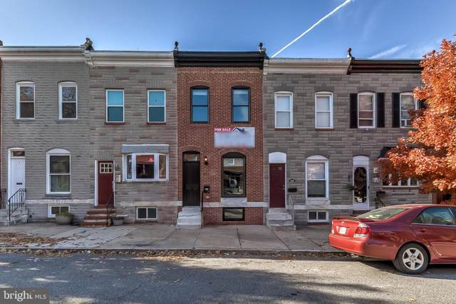 232 S Clinton Street, BALTIMORE, MD 21224 (#MDBA492830) :: Radiant Home Group