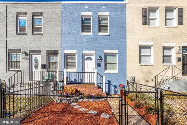 1262 16TH Street NE, WASHINGTON, DC 20002 (#DCDC451234) :: The Matt Lenza Real Estate Team
