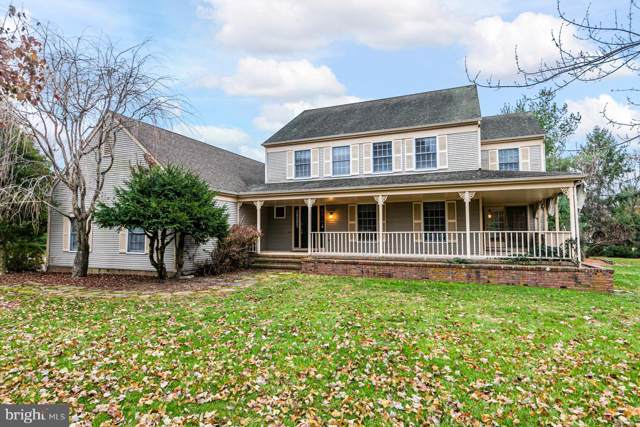 47 Carriage Trail, BELLE MEAD, NJ 08502 (#NJSO112544) :: John Smith Real Estate Group