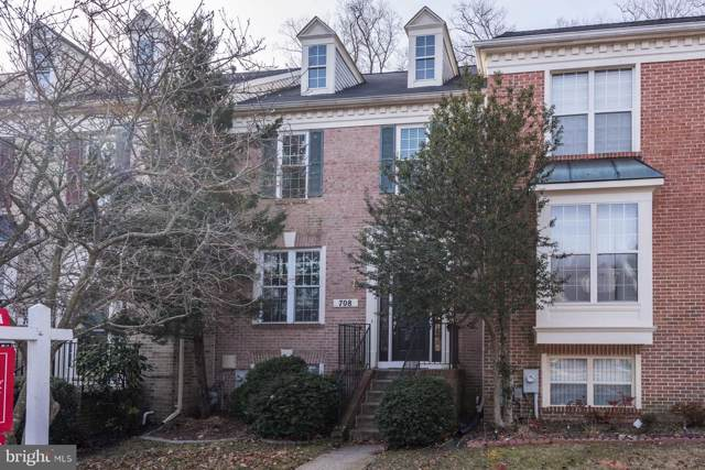 708 Leister Drive, LUTHERVILLE TIMONIUM, MD 21093 (#MDBC479452) :: Radiant Home Group