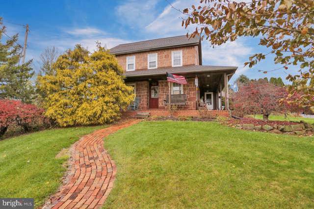 80 Meadow Road, REINHOLDS, PA 17569 (#PALA144096) :: The Joy Daniels Real Estate Group