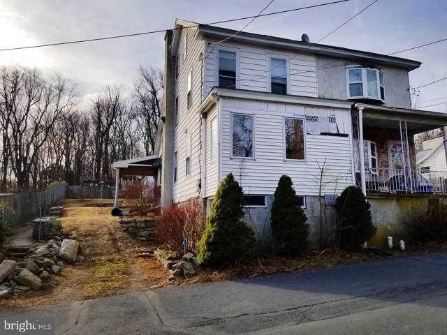 15 S Maple Avenue, POTTSVILLE, PA 17901 (#PASK128832) :: Ramus Realty Group
