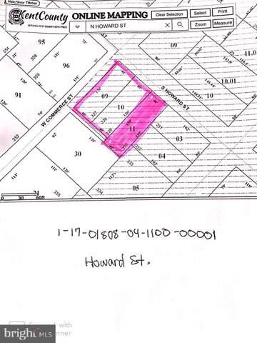 0 Howard Street, SMYRNA, DE 19977 (#DEKT234310) :: Lucido Agency of Keller Williams