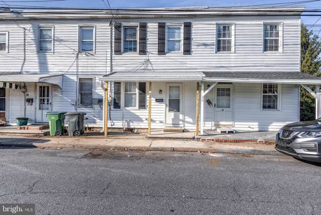 34 N 34TH Street, HARRISBURG, PA 17109 (#PADA117082) :: Iron Valley Real Estate