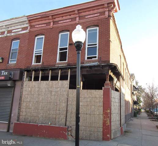 2401 E Monument Street, BALTIMORE, MD 21205 (#MDBA492882) :: The Maryland Group of Long & Foster