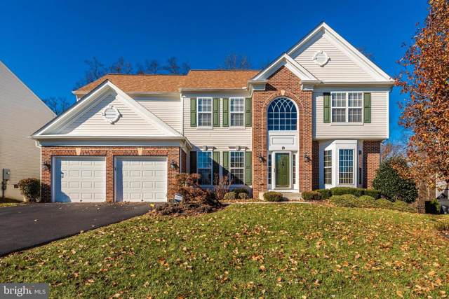 19 Donovan Court, BRUNSWICK, MD 21758 (#MDFR257026) :: Keller Williams Pat Hiban Real Estate Group