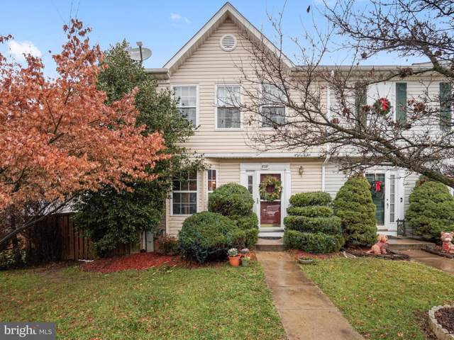 839 Medinah Circle, WESTMINSTER, MD 21158 (#MDCR193318) :: Eng Garcia Grant & Co.
