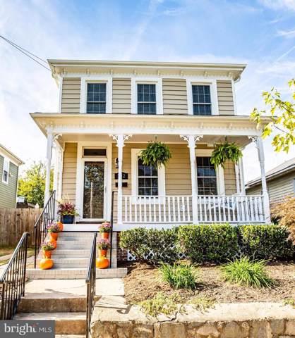 702 Lee Avenue, FREDERICKSBURG, VA 22401 (#VAFB116196) :: Viva the Life Properties