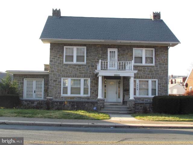1508 N 13TH Street, READING, PA 19604 (#PABK351164) :: The Team Sordelet Realty Group