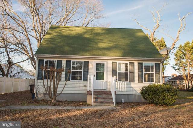 109 White Street, SALISBURY, MD 21801 (#MDWC106102) :: Dart Homes