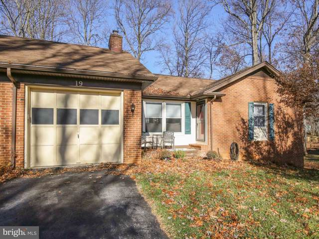 19 Phyllis Ct, CHARLES TOWN, WV 25414 (#WVJF137250) :: Hill Crest Realty
