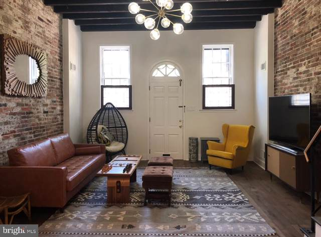1918 Naudain Street, PHILADELPHIA, PA 19146 (#PAPH853546) :: The Matt Lenza Real Estate Team