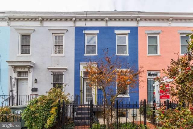 1616 4TH Street NW, WASHINGTON, DC 20001 (#DCDC451304) :: Remax Preferred | Scott Kompa Group
