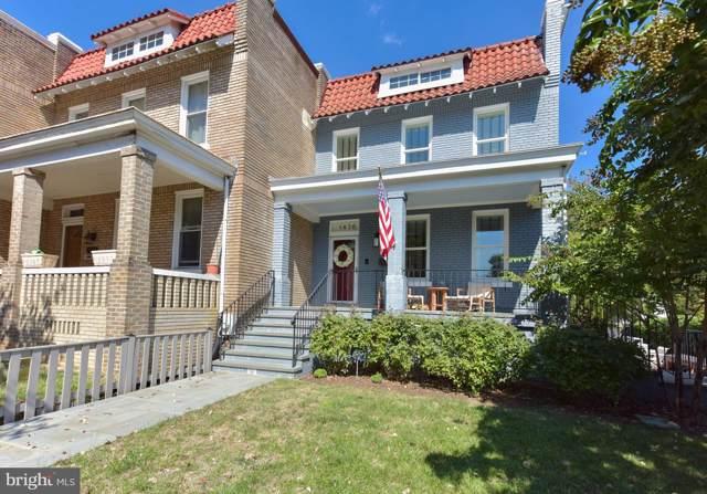 1436 North Carolina Avenue NE, WASHINGTON, DC 20002 (#DCDC451310) :: Gail Nyman Group