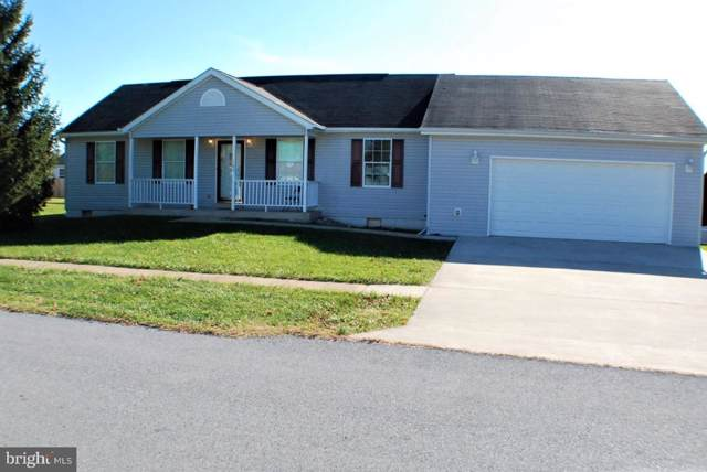 105 Michelle, RANSON, WV 25438 (#WVJF137252) :: The Licata Group/Keller Williams Realty