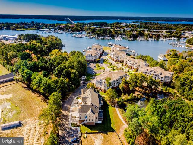 311 Oyster Bay Pl #204, SOLOMONS, MD 20688 (#MDCA173506) :: The Miller Team