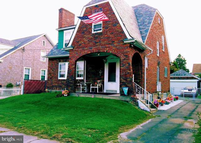 1406 Tyson Avenue, PHILADELPHIA, PA 19111 (#PAPH853650) :: REMAX Horizons