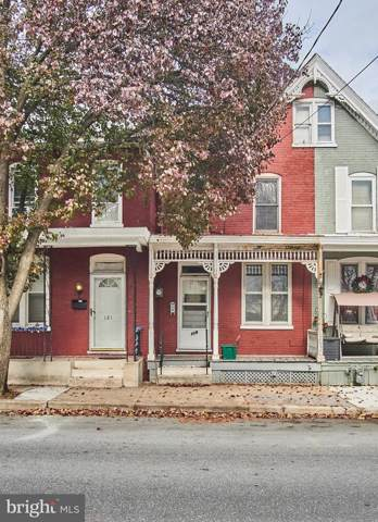 119 Walnut Street, CARLISLE, PA 17013 (#PACB119724) :: The Joy Daniels Real Estate Group