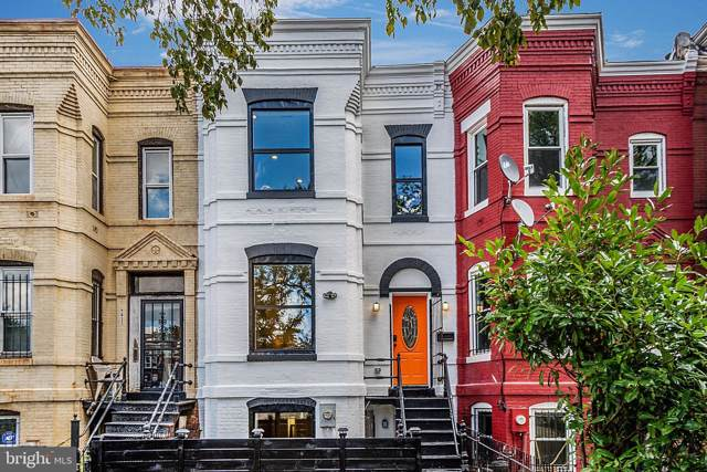 1429 New Jersey Avenue NW, WASHINGTON, DC 20001 (#DCDC451326) :: The Vashist Group